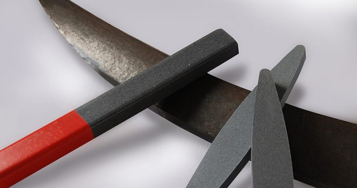 Whetstones aluminium oxide Amerikaner Zische