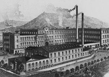 Unternehmen Zische Schleifwerkzeuge 1923