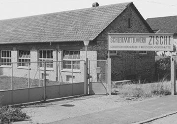 Unternehmen Zische Schleifwerkzeuge 1955