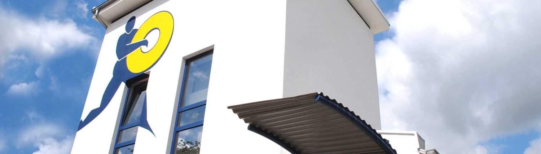 Zische administration building Buehl 01